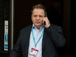 © Licensed to London News Pictures. 04/10/2017. Manchester, UK. Howard Dawber has been Director of Strategy at Canary Wharf at Conservative Party Conference. The four day event is expected to focus heavily on Brexit, with the British prime minister hoping to dampen rumours of a leadership challenge. Photo credit: Ben Cawthra/LNP