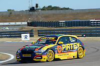 #77 Andrew Jordan BMW Pirtek Racing BMW 125i M Sport during BTCC Practice  as part of the Dunlop MSA British Touring Car Championship - Rockingham 2018 at Rockingham, Corby, Northamptonshire, United Kingdom. August 11 2018. World Copyright Peter Taylor/PSP. Copy of publication required for printed pictures.