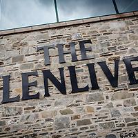The Glenlivet Distillery in Glenlivet, Ballindaloch, Scotland, July 11, 2015. Gary He/DRAMBOX MEDIA LIBRARY
