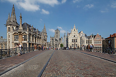 Gernt, Gand, Oost Vlaanderen, Belgium
