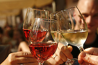 rosé in dresden..photograph by owen franken