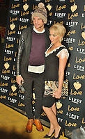 LONDON - November 06: Tom Kilbey & Lydia Rose Bright at the Lipsy London Love Launch Party (Photo by Brett D. Cove)