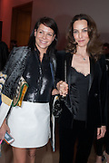 CHARLOTTE STOCKDALE; CATHERINE BAILEY;, Opening of Bailey's Stardust - Exhibition - National Portrait Gallery London. 3 February 2014