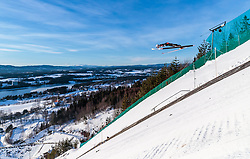 18.03.2018, Vikersundbakken, Vikersund, NOR, FIS Weltcup Ski Sprung, Raw Air, Vikersund, Finale, im Bild Andreas Stjernen (NOR) // Andreas Stjernen of Norway during the 4th Stage of the Raw Air Series of FIS Ski Jumping World Cup at the Vikersundbakken in Vikersund, Norway on 2018/03/18. EXPA Pictures © 2018, PhotoCredit: EXPA/ JFK