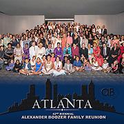 Alexander Boozer Family Reunion 2016