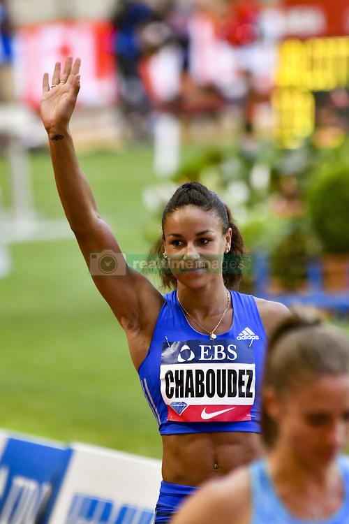 July 21, 2017 - France - Chaboudez (France) -  400m haies femmes (Credit Image: © Panoramic via ZUMA Press)