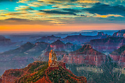 Grand Canyon National Park at Sunrise