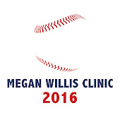 Softball Clinic Paris 2015 - Megan Willis