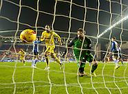 Wigan Athletic v Sheffield Wednesday 301214