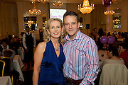 Maire Therese and Stephan Macken who was the organiser of   hopefully Xmas number 1 single Tiny Dancer by a host of Irish singers ( Mary Black, Paddy Casey, John Spillane to mention just a few) and AIMS members at the launch at Hotel Meyrick in aid of the Lily Mae Trust. Picture:Andrew Downes..Photo issued with compliments, no reproduction fee.