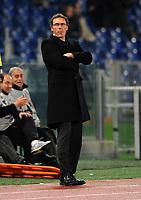Fotball<br /> Italia<br /> Foto: Inside/Digitalsport<br /> NORWAY ONLY<br /> <br /> L'allenatore del Bordeaux Laurent Blanc<br /> <br /> 09.12.2008<br /> Champions League 2008/2009<br /> Roma v Bordeaux