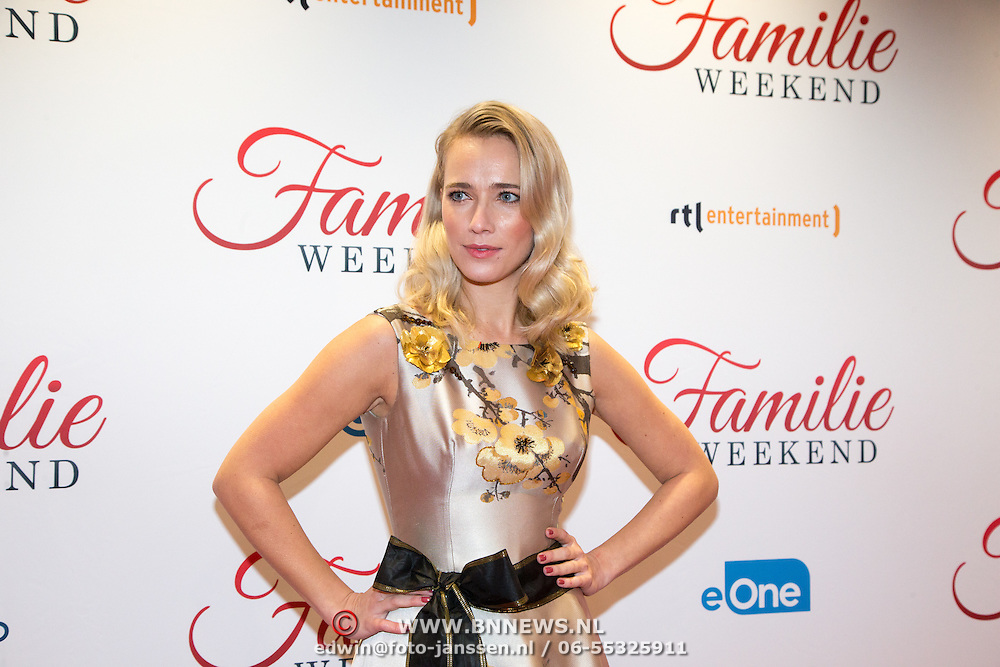 NLD/Amsterdam/20160216 - Filmpremiere Familieweekend, Jennifer Hoffman