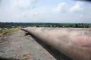 oilpipeline in colomobia