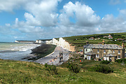 Birling Gap, Seven Sisters, South Downs, East Sussex, England, UK