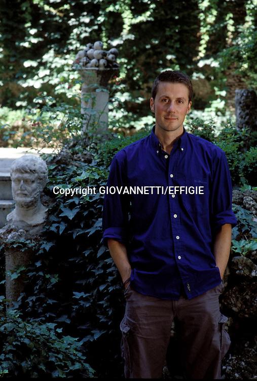 Kingsnorth Paul<br />C. GIOVANNETTI/EFFIGIE