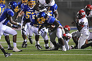 Oxford High vs. Shannon in high school football action at Vaught-Hemingway Stadium in Oxford, Miss. on Friday, August 12, 2011.