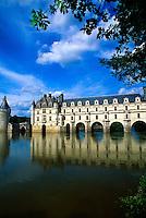 Chateau de Chenonceau, Chenonceaux, near Amboise, Loire Valley, France