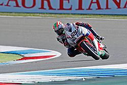 16.04.2016, TT Circuit, Assen, NED, MOTUL FIM Superbike World Championship, Assen, im Bild #69 Nicky Hayden ( USA ) Honda // during the MOTUL FIM Superbike World Championship at the TT Circuit in Assen, Netherlands on 2016/04/16. EXPA Pictures © 2016, PhotoCredit: EXPA/ Eibner-Pressefoto/ FSA<br /> <br /> *****ATTENTION - OUT of GER*****