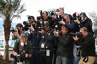 Photographers at Venus in Fur - La Venus A La Fourrure Photocall Cannes Film Festival On Saturday 26th May May 2013