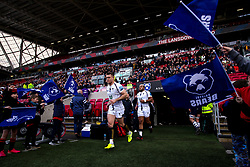 Jamie Shillcock of Worcester Warriors - Mandatory by-line: Robbie Stephenson/JMP - 23/02/2020 - RUGBY - Ashton Gate - Bristol, England - Bristol Bears v Worcester Warriors - Gallagher Premiership Rugby