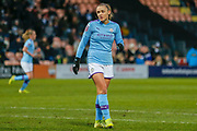 Manchester City Women striker Georgia Stanway (10) during the FA Women's Super League match between Tottenham Hotspur Women and Manchester City Women at the Hive, Barnet, United Kingdom on 5 January 2020.