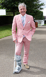 Jeff Banks at  Ladies Day at Glorious Goodwood, Thursday, 2nd August 2012 Photo by: Stephen Lock / i-Images