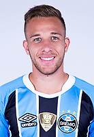 Brazilian Football League Serie A / <br /> ( Gremio Foot-Ball Porto Alegrense ) - <br /> Arthur Henrique Ramos de Oliveira Melo