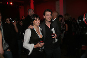 Tracey Emin and Scott Graham, Whitechapel and Hogan present Art Pls Drama Party 2007. Whitechapel Gallery. London. 8 March 2007. -DO NOT ARCHIVE-© Copyright Photograph by Dafydd Jones. 248 Clapham Rd. London SW9 0PZ. Tel 0207 820 0771. www.dafjones.com.