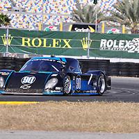 Spirit of Daytona Racing competing in the Rolex 24 at Daytona 2011