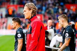 Jannik Vestergaard of Southampton - Mandatory by-line: Ryan Hiscott/JMP - 12/08/2018 - FOOTBALL - St Mary's Stadium - Southampton, England - Southampton v Burnley - Premier League