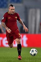 Radja Nainggolan Roma <br /> Roma 05-12-2017 Stadio Olimpico Uefa Champions League A 2017/2018 Group C AS Roma - Qarabag Foto Andrea Staccioli / Insidefoto