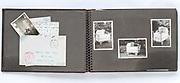 family photo album ca 1930s through 1950s France