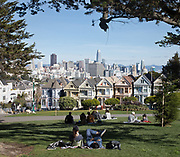 Alamo Square Park, San Francisco