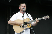 Manchester, TN, June 11, 2005; Dan Tyminski performing with Alison Krauss & Union Station, featuring Jerry Douglas, Ron Block, and Barry Bales performs during The Bonnaroo 2005 Arts and Music Festival. Mandatory Credit: Photo by Bryan Rinnert/3 Sight Photography. (©) Copyright 2005 by Bryan Rinnert