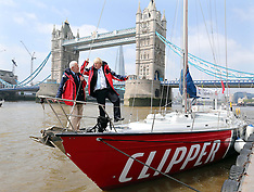 MAY 31 2013 Launch of Clipper Round the World Yacht Race