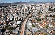 Belo Horizonte_MG, Brasil.<br /> <br /> Na foto o processo de duplicacao da avenida Cristiano Machado em Belo Horizonte, Minas Gerais.<br /> <br /> In the photo the duplication process of Cristiano Machado avenue in Belo Horizonte, Minas Gerais.<br /> <br /> Foto: RODRIGO LIMA / NITRO
