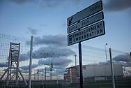 Calais's harbor