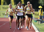 POTCHEFSTROOM, SOUTH AFRICA, Saturday 24 March 2012, Caster Semenya (34) in the women's 800m during the Yellow Pages Series 2 athletics meeting at the McArthur Stadium..Photo by Roger Sedres/Image SA