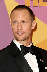 Alexander Skarsgard at the HBO's 2018 Official Golden Globe Awards After Party held at the Circa 55 Restaurant in Beverly Hills, USA on January 7, 2018.