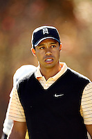 15 December 2007: Pro PGA golfer Tiger Woods participates during the third round of the ninth annual Target World Challenge golf tournament presented by the Tiger Woods Foundation at Sherwood Country Club in Thousand Oaks Westlake Village in Southern California.
