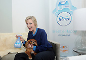 02/25/2015 Jane Lynch and Toast Partner with Febreze