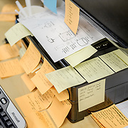 Sticky notes. San Jose, CA | Silicon Valley startup