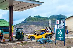 November 22, 2018 - Fernando De Noronha, Brazil - FERNANDO DE NORONHA, PE - 22.11.2018: NORONHA TEM COMBUSTÍVEL MAIS CARO DO PAÍS - The archipelago Fernando de Noronha in Pernambuco has the most expensive fuel in Brazil. (Credit Image: © Fernanda Balster/Fotoarena via ZUMA Press)