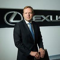 Alain Uyttenhoven - Lexus