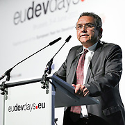 04 June 2015 - Belgium - Brussels - European Development Days - EDD - Human Rights - National Human Rights Institutions and economic , social and cultural rights - Realising their potential in development processes - Patrick Keuleers , Director , Governance and Peacebuilding Cluster , Bureau for Policy and Programme Support, United Nations Development Programme (UNDP) © European Union