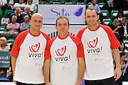 DESCRIZIONE : Beko Legabasket Serie A 2015- 2016 Dinamo Banco di Sardegna Sassari - Enel Brindisi<br /> GIOCATORE : Seghetti Dino - MAzzoni Manuel - Ursi Stefano<br /> CATEGORIA : Before Pregame Arbitro Referee<br /> SQUADRA : AIAP<br /> EVENTO : Beko Legabasket Serie A 2015-2016<br /> GARA : Dinamo Banco di Sardegna Sassari - Enel Brindisi<br /> DATA : 18/10/2015<br /> SPORT : Pallacanestro <br /> AUTORE : Agenzia Ciamillo-Castoria/C.Atzori