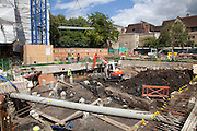 June 2011: Pembroke College Brewer Street Project