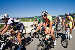 at 2nd stage of Tour de Slovenie 2009 from Kamnik to Ljubljana, 146 km, on June 19 2009, Slovenia. (Photo by Vid Ponikvar / Sportida)