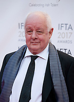 Director Jim Sheridan at the 2017 IFTA Film & Drama Awards at the Round Room of the Mansion House, Dublin,  Ireland Saturday 8th April 2017.