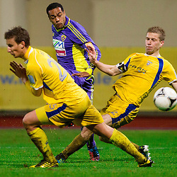 20121128: SLO, Football - PrvaLiga NZS, NK Domzale vs NK Maribor